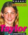 Taylor Hanson - Smithmark Publishing
