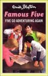 Five Go Adventuring Again - Enid Blyton