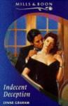 Indecent Deception (Mills & Boon Romance, #4177) - Lynne Graham