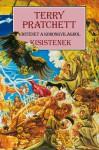Kisistenek - Terry Pratchett, Farkas Veronika