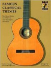 Famous Classical Themes for Easy Guitar [With CD] - Lisle Crowley