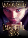 Immortal Sins - Amanda Ashley