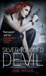 Silver-Tongued Devil (Sabina Kane #4) - Jaye Wells