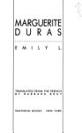 Emily L. - Marguerite Duras, Barbara Bray