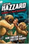 Captain Hazzard Curse Of The Red Maggot (Captain Hazzard) - Wild Cat Books