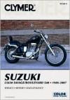 Suzuki Ls650 Savage/Boulevard S40 - Ed Scott