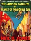 Professor Jameson's Interstellar Adventures #1 - Neil R. Jones