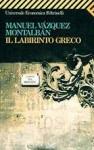 Il labirinto greco - Manuel Vázquez Montalbán, Hado Lyria
