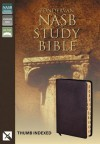 Zondervan Study Bible-NASB - Kenneth D. Boa, Ronald F. Youngblood, Donald W. Burdick, Ronald Beers, Walter Wessel, John H. Stek