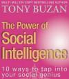 Power of Social Intelligence, The - Tony Buzan