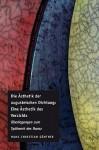 Die Sthetik Der Augusteischen Dichtung: Eine Sthetik Des Verzichts: Berlegungen Zum Sp Twerk Des Horaz - Hans-Christian Gunther, Hans-Christian Ga1/4nther