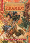 Piramidy (Świat Dysku, #7) - Piotr W. Cholewa, Terry Pratchett
