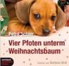 Vier Pfoten unterm Weihnachtsbaum - Petra Schier, Barbara Stoll