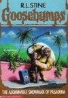 The Abominable Snowman of Pasadena (Goosebumps, #38) - R.L. Stine