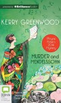 Murder and Mendelssohn - Stephanie Daniel, Kerry Greenwood
