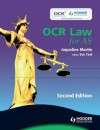 OCR Law for as - Jacqueline Martin