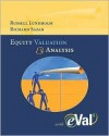 Equity Valuation And Analysis With E Val - Russell Lundholm, Richard Sloan