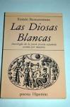 Las diosas blancas. Antología de la joven poesía española escrita por mujeres. - Ramón Buenaventura
