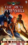 The Kane Chronicles: The Red Pyramid: The Graphic Novel (Kane Chronicles 1) - Rick Riordan