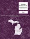2009 Michigan Mechanical Code - Editor