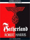 Fatherland (MP3 Book) - Robert Harris, Michael Jayston