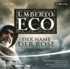 Der Name der Rose - Umberto Eco, Otto Düben