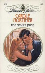 The Devil's Price (Harlequin Presents, No 852) - Carole Mortimer