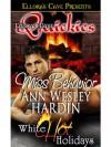 Miss Behavior - Ann Wesley Hardin