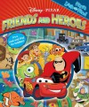 Disney/Pixar Friends & Heroes - Michael P. Fertig