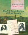 Elizabeth Barrett Browning and Robert Browning - Martin Garrett