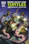 Teenage Mutant Ninja Turtles: New Animated Adventures #6 - Cullen Bunn, Darío Brizuela