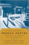 The Anchor Anthology of French Poetry: From Nerval to Valery in English Translation - Angel Flores, Patti Smith