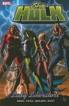 She-Hulk, Vol. 9: Lady Liberators - Peter David, Vincenzo Cucca, Pasquale Qualano, Steve Scott