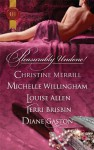 Pleasurably Undone!: Seducing a Stranger / The Viking's Forbidden Love-Slave / Disrobed and Dishonored / A Night for Her Pleasure / The Unlacing of Miss Leigh - Christine Merrill, Michelle Willingham, Louise Allen, Diane Gaston, Terri Brisbin