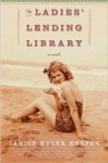 The Ladies Lending Library - Janice Kulyk Keefer