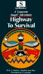 Highway to Survival (A Concrete Angel Adventure) - B.J. Conners, Jane Rice
