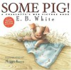 Some Pig!: A Charlotte's Web Picture Book - E.B. White, Maggie Kneen
