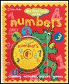 Numbers - Golden Books, R.S. Yeoman, Sue Barraclough