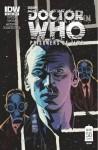 Doctor Who: Prisoners of Time #9 - Scott Tipton, David Tipton, David Messina, Francesco Francavilla, Dave Sim