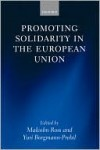 Promoting Solidarity in the European Union - Malcolm Ross, Yuri Borgmann-Prebil