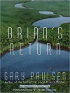 Brian's Return (Audio) - Gary Paulsen, Peter Coyote