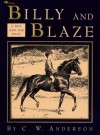 Billy and Blaze: A Boy and His Pony - C.W. Anderson