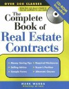 The Complete Book of Real Estate Contracts [With CDROM] - Mark Warda