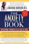 The Anxiety Book - Jonathan R Davidson, Henry Dreher
