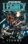Star Wars: Legacy Volume 7 Storms (Star Wars Legacy) - John Ostrander, Omar Fancia, Jan Duursema, Dan Parsons