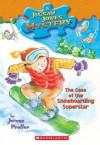 The Case of the Snowboarding Superstar - James Preller, R.W. Alley, Jamie Smith
