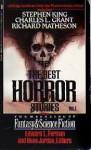 The Best Horror Stories from the Magazine of Fantasy & Science Fiction Volume 1 - Edward L. Ferman, Anne Jordan