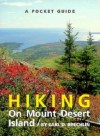 A Pocket Guide to Hiking on Mt. Desert Island - Earl Brechlin, Ruth A. Hill