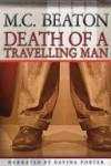Death of a Travelling Man - Davina Porter, M.C. Beaton
