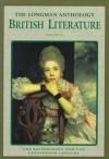 The Longman Anthology of British Literature: The Restoration and the 18th Century (Textbook Binding) - David Damrosch, Stuart Sherman